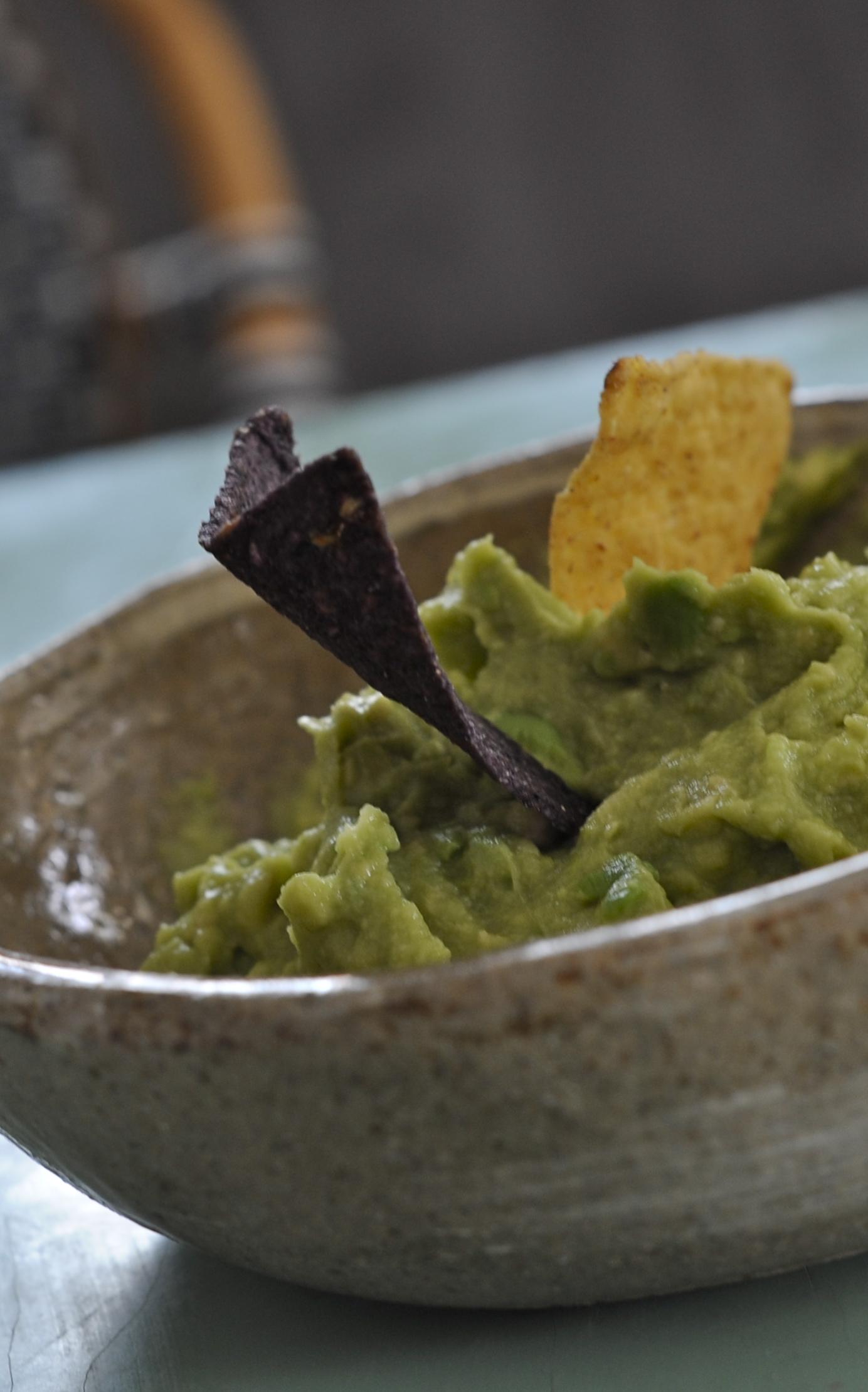 use basic guacamole